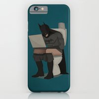 iPhone & iPod Case featuring BATROOM by canguv