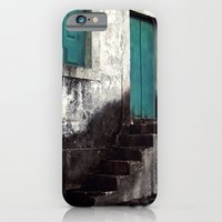 iPhone Cases featuring Entrance by inourgardentoo
