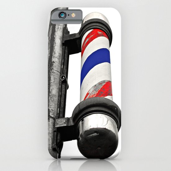 Haircuts here iPhone & iPod Case