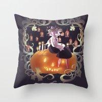 Halloween 2015 Throw Pillow