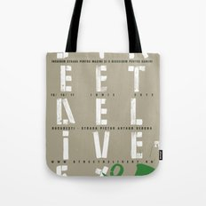 Street Delivery Tote Bag