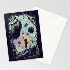Gravity Play Stationery Cards