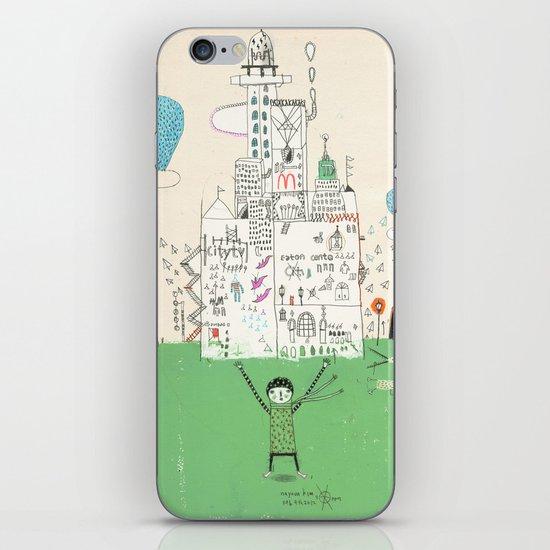 I love life. iPhone & iPod Skin