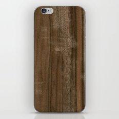 Australian Walnut Wood iPhone & iPod Skin