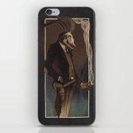 Crooked Man iPhone & iPod Skin