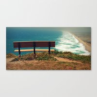 What A View!  Canvas Print