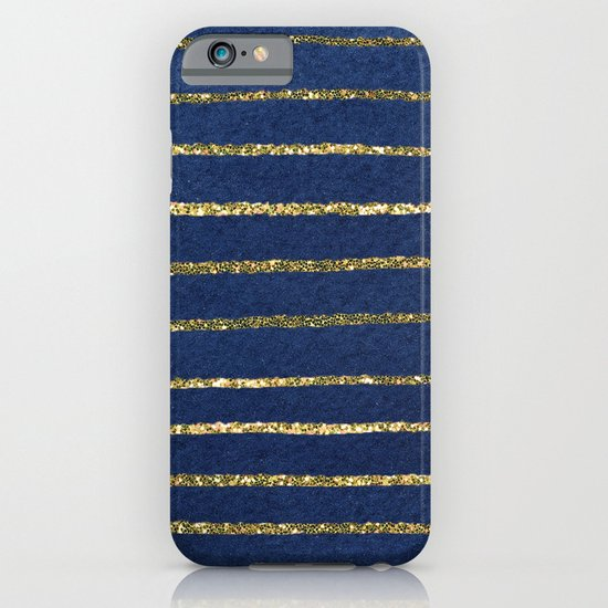 Nautical Sparkle iPhone & iPod Case
