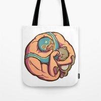 Baby Bully Tote Bag
