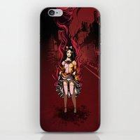 Flaming Lolita iPhone & iPod Skin