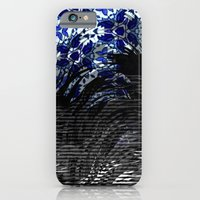iPhone & iPod Case featuring Static China by elikourY