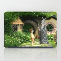 Unwelcome Company iPad Case