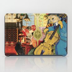 Distarcted Busker iPad Case