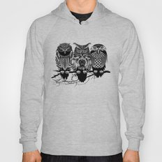 Owls of the Nile Hoody