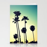 Pacific Coast Hwy Cruisin Stationery Cards