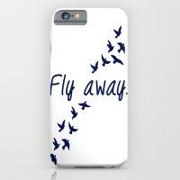 Fly Away. iPhone 6 Slim Case