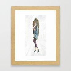 Masuda Framed Art Print