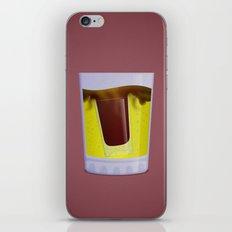 Jägerbomb iPhone & iPod Skin