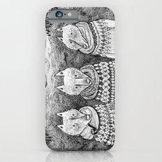 Icelandic foxes Slim Case iPhone 6s