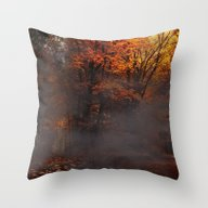 That's The Fall Throw Pillow