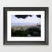 Torremolinos Framed Art Print