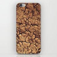 Dry Earth iPhone & iPod Skin