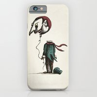 And His Head Swelled Wit… iPhone 6 Slim Case