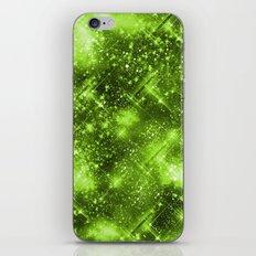 Dazzling Series (Green) iPhone & iPod Skin