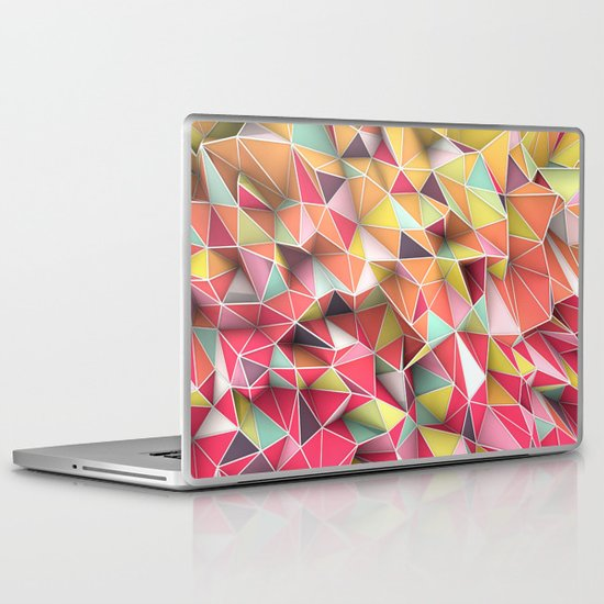 Kaos Fashion Laptop & iPad Skin