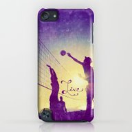 Live - For Iphone iPod touch Slim Case