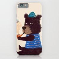 BLACK BEAR SAILOR II iPhone 6 Slim Case