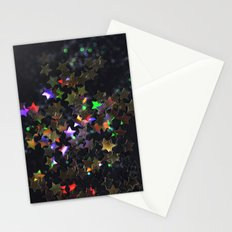 Starry Starry Night Neon (1) Stationery Cards