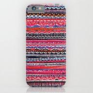 Batik Attack iPhone 6 Slim Case