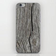 Wood Grain 1, Usona iPhone & iPod Skin