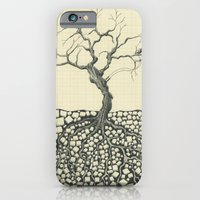 iPhone & iPod Case featuring Artificial Tree N.13 by Óscar S. Cesteros