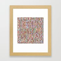 Homage to Rousseau Framed Art Print