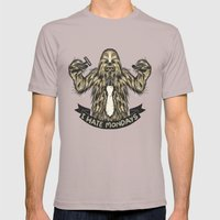 Chewie I Hate Mondays Mens Fitted Tee Cinder SMALL