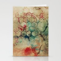 Hexa II Stationery Cards