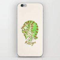 Kettlingur iPhone & iPod Skin