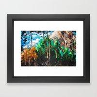 Kaninaskis Country Framed Art Print