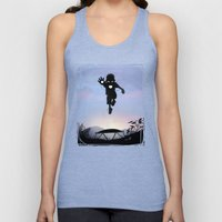 Iron Kid Unisex Tank Top
