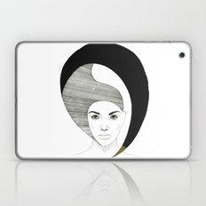 Fashion Illustration 4  Laptop & iPad Skin