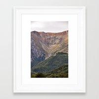 Mountain 1 Framed Art Print