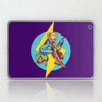Femme Fatale Hunter  Laptop & iPad Skin