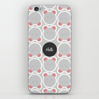 Hello Pets no.2 iPhone & iPod Skin