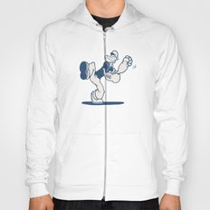 the Sailor with Dragon Tatoo Hoody