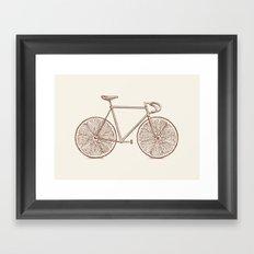 Velocitrus Framed Art Print