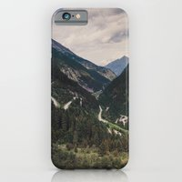 in the mountains iPhone 6 Slim Case