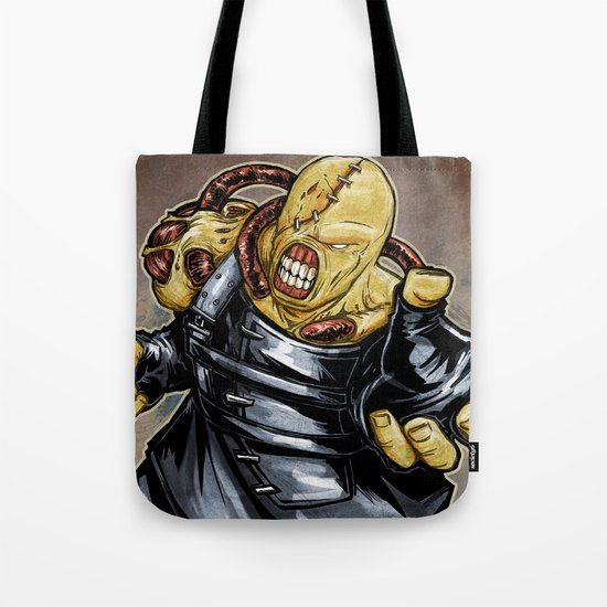 Nemesis: Resident Evil Tote Bag