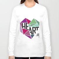BROKEN HEART Long Sleeve T-shirt