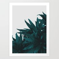 Art Print featuring End Up Here by Hanna Kastl-Lungberg